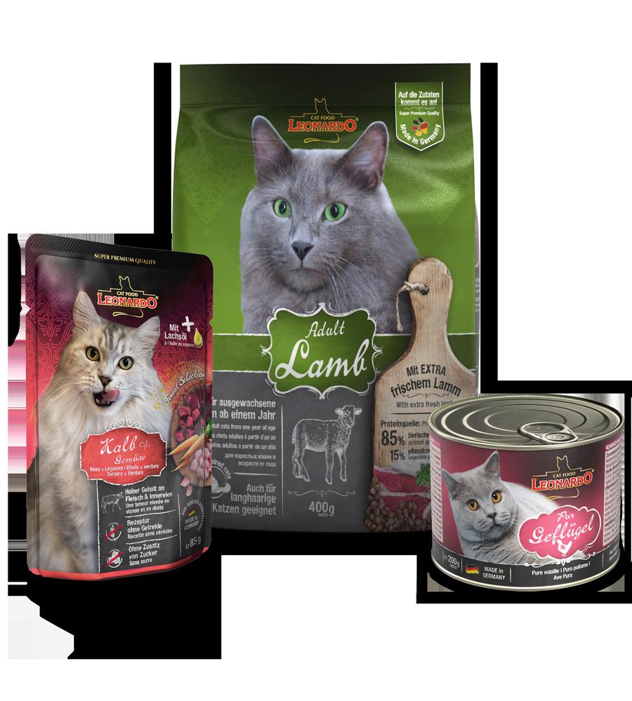 Leonardo-Kennlernpaket-Adult-Lamb